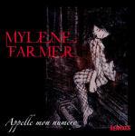Mylène Farmer Appelle mon numéro Maxi 33 Tours Pochette Recto