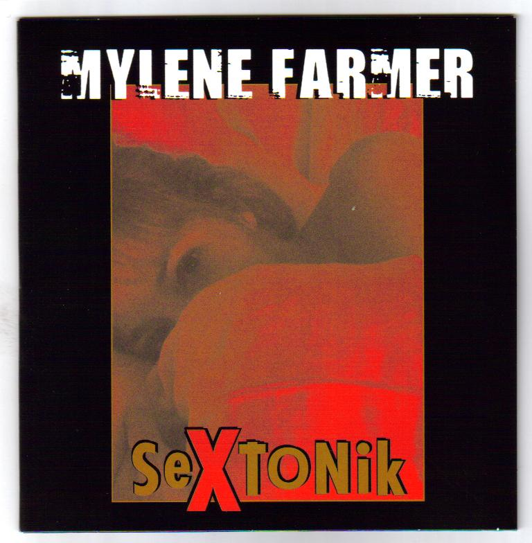 Mylène Farmer Sextonik CD Single