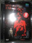 Mylène Farmer Avant que l'ombre... à Bercy Double DVD Russie