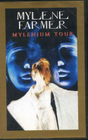 Mylène Farmer Mylenium Tour VHS PAL France