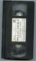 Mylène Farmer Mylenium Tour VHS France