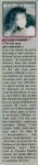 Mylène Farmer Presse Salut 15 février 1985
