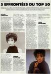 Mylène Farmer 20 ans Août 1986