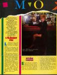 Mylène Farmer Quel avenir Madame Septembre 1986