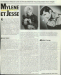 Mylène Farmer Presse Photos Février 1987