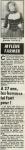Mylène Farmer Presse France Dimanche 25 avril 1988