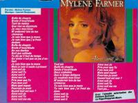 Mylène Farmer Presse - OK - 30 mai 1988