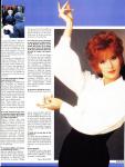 Mylène Farmer Presse Pulsion Mai 1988