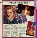 Mylène Farmer Presse Télé 7 Jours 04 janvier 1988