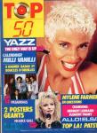 Mylène Farmer Presse Top 50 28 novembre 1988