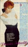 Mylène Farmer Presse Top Secrets Mai 1988
