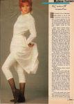 Mylène Farmer Presse L'Illustré 02 mars 1988