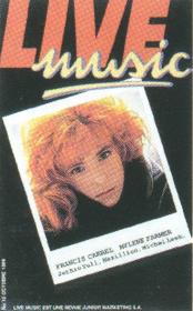 Mylène Farmer Presse Live Music Octobre 1989