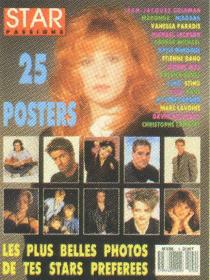 Mylène Farmer Presse Star Passions Mars 1989