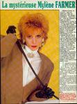 Mylène Farmermylene.netPresse 1990 Ciné Télé Revue 01/02/1990