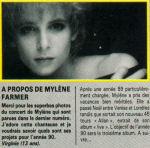 Mylène Farmermylene.netPresse 1990 Star Club Mars 1990