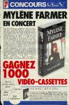 Mylène Farmermylene.netPresse 1990 Télé 7 Jours 03 décembre 1990