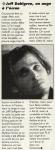 Mylène Farmer Presse Double F Octobre 1994