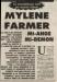 Mylène Farmer Presse Le Soir 15 novembre 1995