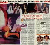Mylène Farmer Presse France Dimanche 22 juin 1996