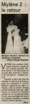 Mylène Farmer Presse Var Matin 23 juin 1996