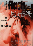 Mylène Farmer Presse Flash Toulouse 10 avril 1996