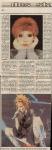 Mylène Farmer Presse Ciné Télé Revue Belgique novembre 1996
