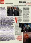 Mylène Farmer Presse 1996 Paris Match N°2453