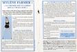 Mylène Farmer Presse Mots Casés 12 février 1996