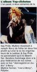 Mylène Farmermylene.netPresse 1997 Idol