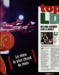Mylène Farmermylene.netPresse 1997 Video 7 N°177