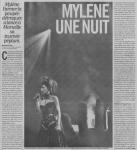 Mylène Farmer - Presse - Libération - 24 septembre 1999