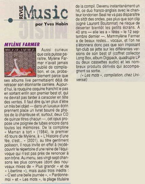 Ciné Télé Revue - Décembre 2001