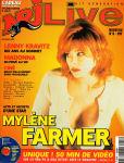 Mylène Farmermylene.netPresse 2001 NRJ Live Janvier 2001