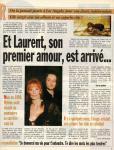 Mylène Farmer Presse Ici Paris 20 novembre 2001