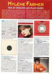 Mylène Farmer Presse Jukebox Magazine Octobre 2001