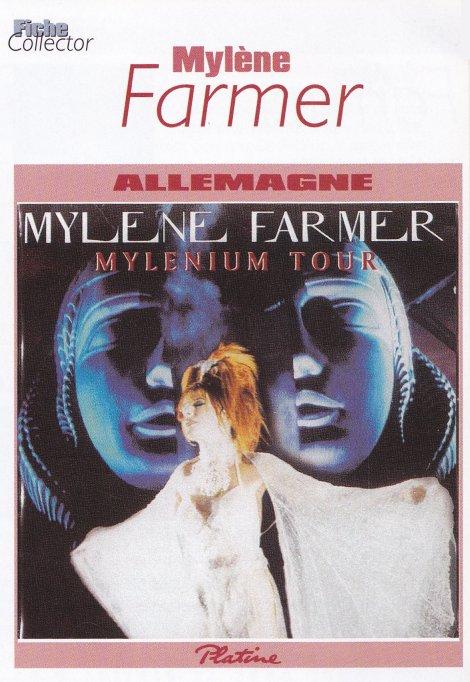 Mylène Farmer - Presse - Platine - Février 2002