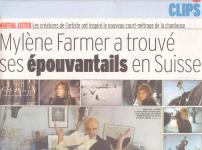Mylène Farmer Presse Le Matin Mars 2005