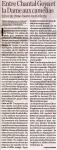 Libération - 16 janvier 2006