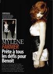 Mylène Farmer Presse - Gala - 02 juillet 2008