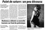 Mylène Farmer Presse La Dernière Heure 25 août 2008