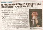 Mylène Farmer Presse - La Meuse - 24 mai 2008