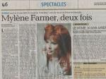 Mylène Farmer La Provence 16 mai 2008