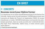 Mylène Farmer La Provence 27 mai 2008