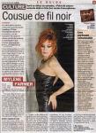 Mylène Farmer Presse Le Matin 30 août 2008