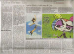 Mylène Farmer Presse Le Matin 24 août 2008