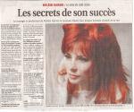 Mylène Farmer Presse - Le Progrès - 02 juin 2008