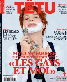 Mylène Farmer Presse Têtu Septembre 2008