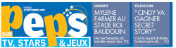 Mylène Farmer Presse La Meuse 19 septembre 2009