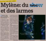 Presse La Meuse 21 septembre 2009